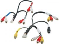 AV kabel pro autorádio autorádio Alpine IVA