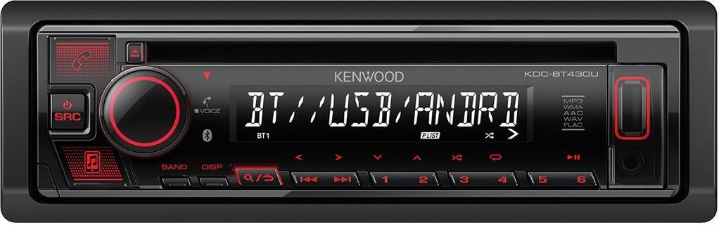 Autorádio Kenwood KDC-BT430U - Autoradia-Hifi.cz