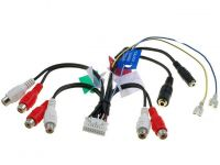 AV kabel 3 pro autorádio autorádio Pioneer AVIC