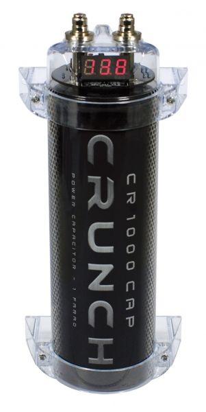 Kapacitor Crunch CR1000CAP - Autoradia-Hifi.cz
