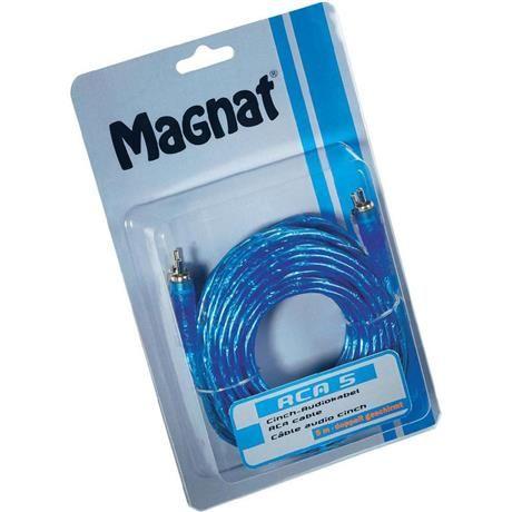 Kabel Cinch Magnat RCA 5 - Autoradia-Hifi.cz