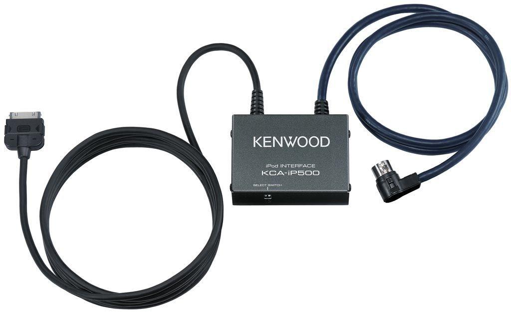 Kabel Kenwood KCA - iP500 - Autoradia-Hifi.cz