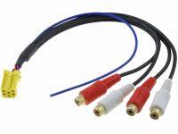Konektor mini ISO - Cinch out