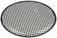 Ochranná mřížka pro subwoofer 25 cm černá