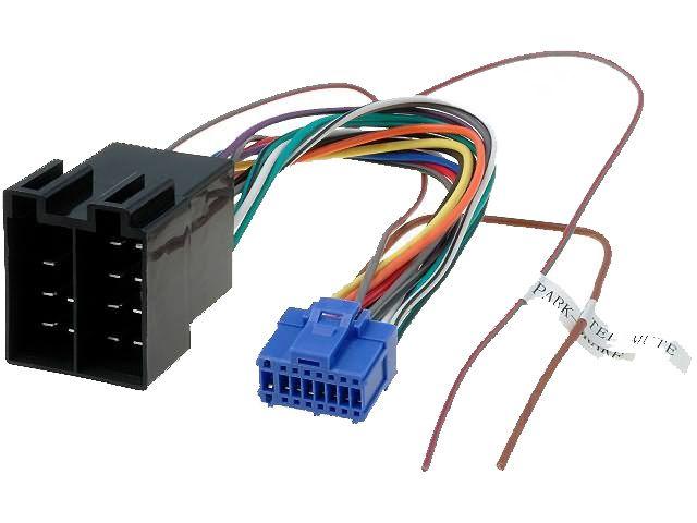 Redukce na autorádio Pioneer AVIC - X1 - ISO 4CARMEDIA - Autoradia-Hifi.cz