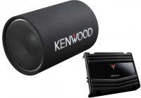 Set KENWOOD KSC-W1200T + KAC-5206