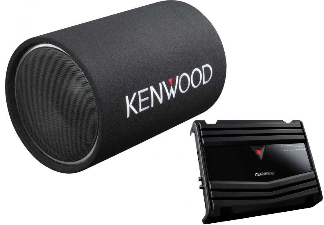 Set KENWOOD KSC-W1200T + KAC-5206 - Autoradia-Hifi.cz