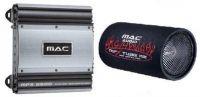 Subwoofer set Mac Audio Bass Leader 112 T + zesilovač MPX 2000