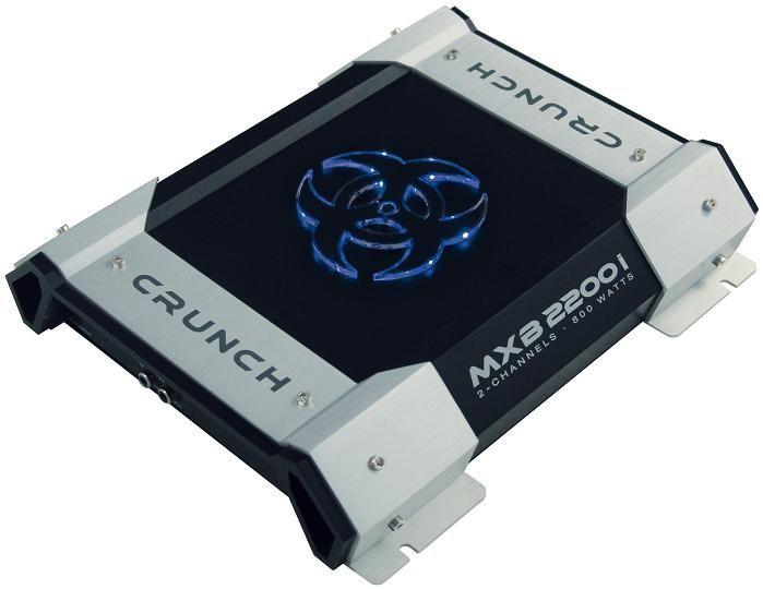Zesilovač Crunch MXB 2200 i - Autoradia-Hifi.cz