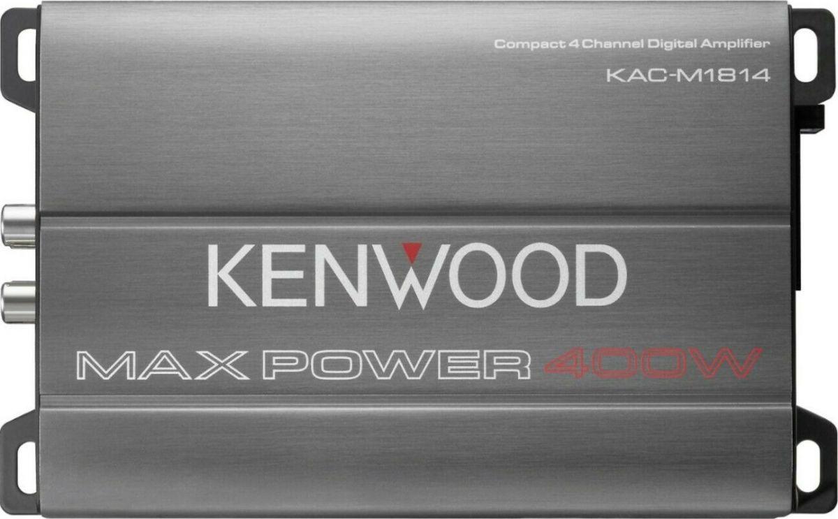 Zesilovač Kenwood KAC-M1814 - Autoradia-Hifi.cz