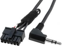 Kabel Connects2 k autorádiu Alpine k  adaptéru na volant
