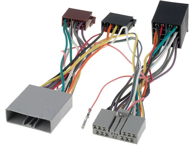 Kabelová redukce pro zapojení HF sady - Mitsubishi II 4CARMEDIA - Autoradia-Hifi.cz