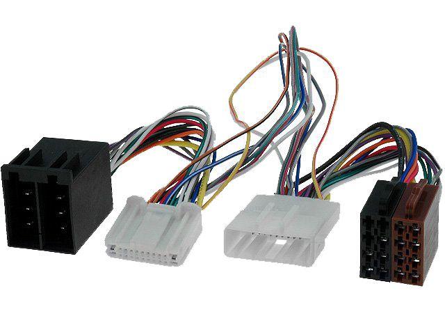 Kabelová redukce pro zapojení HF sady – Subaru 4CARMEDIA - Autoradia-Hifi.cz