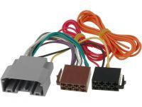 Kabelový adaptér Dodge, Chrysler, Jeep automobil - ISO autorádio