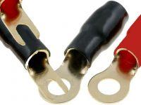 Vidličky očka na kabely autohifi
