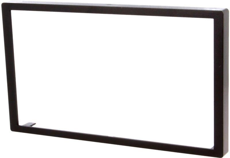 Plastový rámeček na 2 DIN autorádio 118 x 188,5 mm - Autoradia-Hifi.cz