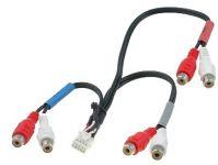 Audio kabel pro autorádio autorádio Alpine IVA
