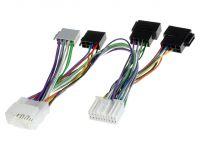 Kabelová redukce pro zapojení HF sady - Fiat, Honda, Opel a Suzuki