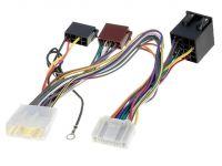 Kabelová redukce pro zapojení HF sady - Fiat, Mazda, Nissan, Opel, Renault, Subaru