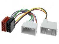 Kabelový adaptér Hyundai a Kia automobil - ISO autorádio
