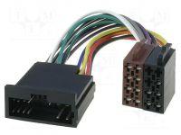 Kabelový adaptér Kia automobil - ISO autorádio