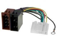 Konektor autorádia Fiat, Mazda, Nissan, Opel, Renault a Subaru - ISO