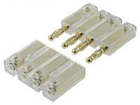 Konektor pro reproduktorový kabel ACV 30.4150-02
