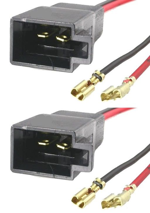 Konektor pro zapojení reproduktoru OPEL, RENAULT, SEAT, ŠKODA, VW 4CARMEDIA - Autoradia-Hifi.cz
