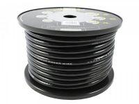 Napájecí kabel Hollywood CCA PCB 4 černý 20,00 mm2