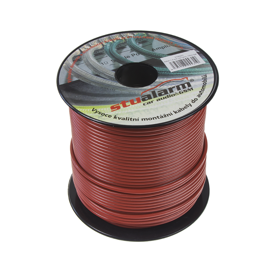 Spínací kabel - remote kabel o průřezu 1,5mm2 4CARMEDIA - Autoradia-Hifi.cz