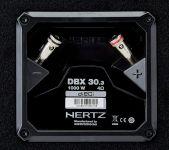 Subwoofer Hertz DBX 30.3 - Autoradia-Hifi.cz
