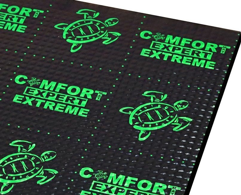 Antivibrační materiál Comfortmat Extreme Pro Max - Autoradia-Hifi.cz