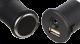 Zásuvky pro připojení CL zástrčky a USB